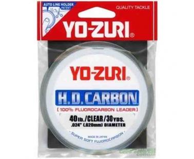 Флюорокарбон Duel H.D. Carbon Leader