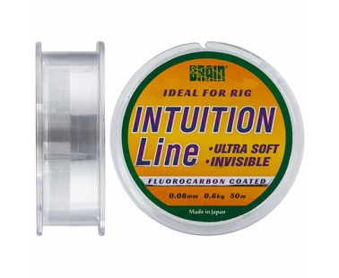 Леска Brain Intuition 50m
