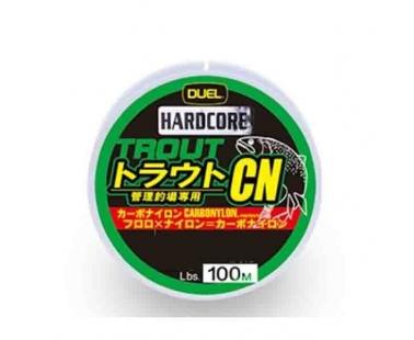 Леска Duel Hardcore Trout CN