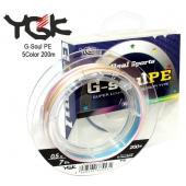 YGK G-Soul PE 5 Color