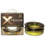 Шнур X-Tegus 0.8/14lb fluo yellow
