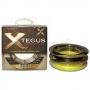 Шнур X-Tegus 0.25/4lb moss green