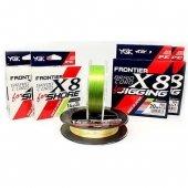 YGK Frontier Braid Cord X8