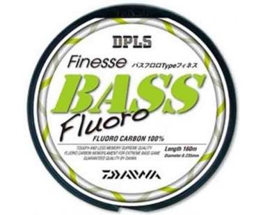 Флюорокарбон Daiwa Finesse Bass Fluoro