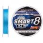 Шнур Favorite Smart PE 8x 150m #0.5 Голубой
