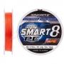 Шнур Favorite Smart PE 8x 150m #0.5 Оранжевый