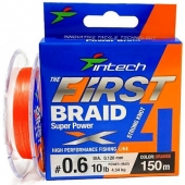 Intech First Braid PE X4