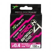 Шнур Intech MicroN PE X4 150m #0.4