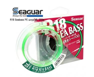 Шнур Seaguar R18 Seabass PE х8