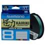 Шнур Shimano Kairiki 8 PE 300м 0.16мм Multi Colour
