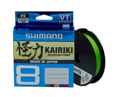 Шнур Shimano Kairiki 8 PE 300м