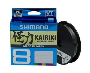 Шнур Shimano Kairiki 8 PE 150м