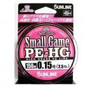 Шнур Sunline Small Game PE-HG #0.15