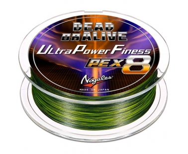 Шнур Varivas Dead or Alive Ultra Power Finess PE X8