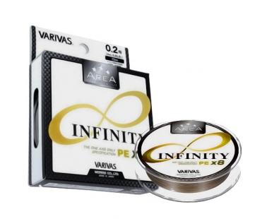 Шнур Varivas Super Trout Area Infinity PE X8