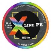World4Carp X Line PE Multicolor