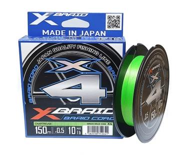 Шнур X-Braid Braid Cord X4