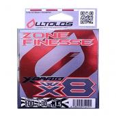 Шнур X-Braid Olltolos PEWX8 Zone Finesse 100m #1.5