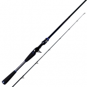ZEMEX Bass Addiction Casting Rod