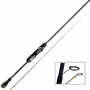 Спиннинг Crazy Fish Splinter ASR6112S-SUL 2.07m 0.6-4g