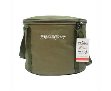 Мягкое ведро для прикормки World4carp Soft Bucket