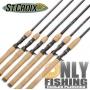 St.Croix Avid Casting Rod AVC62MXF 1.88m 8-14g 1-sec